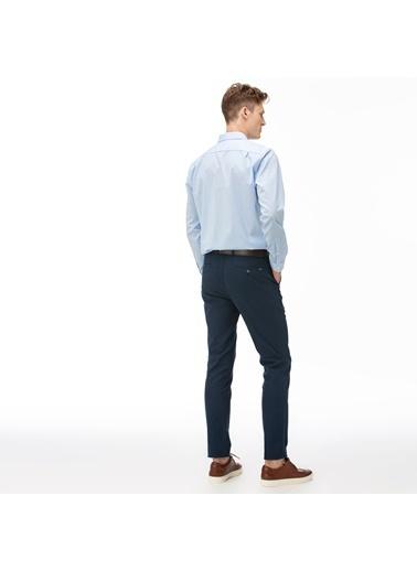 Lacoste Erkek Slim Fit Pantolon HH2040.40L Lacivert